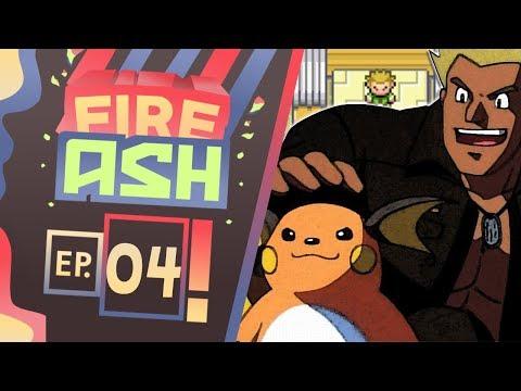 Pokemon Fire Ash Part 4 LT SURGE & RAICHU!  Pokemon  Game  Gameplay Walkthrough