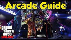 Complete Arcade Business Guide & Buyers Guide | GTA Online Diamond Casino Heist DLC