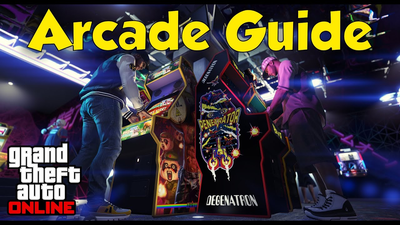 Complete Arcade Business Guide Buyers Guide Gta Online Diamond Casino Heist Dlc Youtube