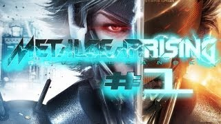 Thumbnail für das Metal Gear Rising: Revengeance Let's Play
