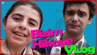 BİZİM HİKAYE SETİ VLOG | Kiraz, Sürpriz Konukları ile Setini Geziyor!