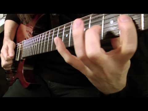J.S. Bach - Suite No.2 Badinerie - Electric guitar