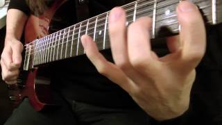 J.S. Bach - Suite No.2 Badinerie - Electric guitar