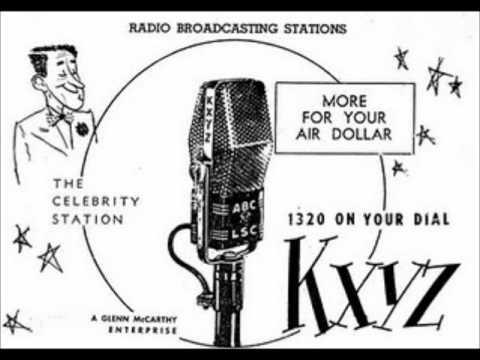 KXYZ Radio Houston (1966)