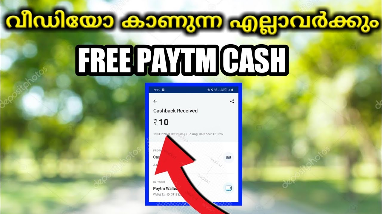 EARN FREE PAYTM🔥| Money earning offers| Malayalam