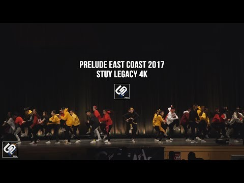 Stuy Legacy | Prelude East Coast 2017 | Unofficial 4k
