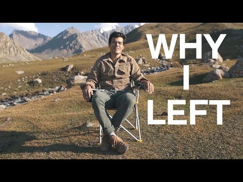 WHY I LEFT FOR KYRGYZSTAN (the STANS)