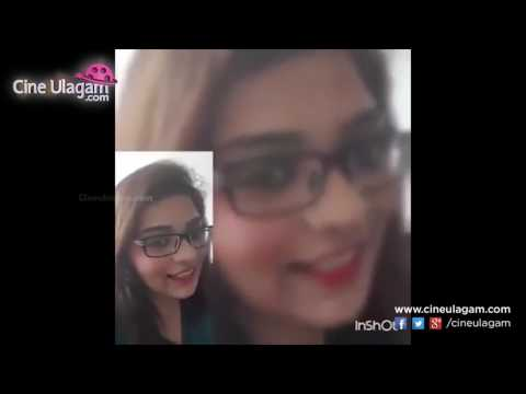 Pakistani Girl sings Malare song from Premam