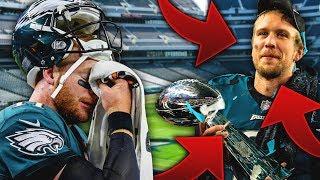 Why the Philadelphia Eagles Should Trade Carson Wentz and Keep Nick Foles