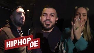 Milonair, Nazar, Visa Vie, Aria uvm. beim Raptags-Finale 2018 – Backstage