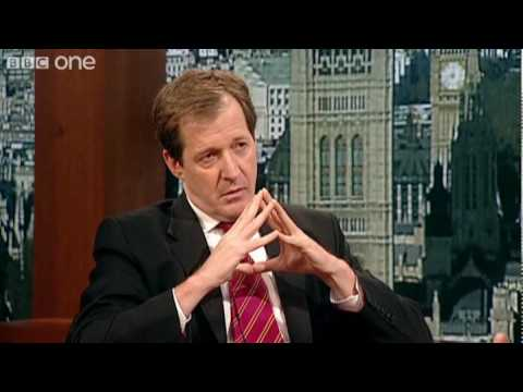 Alastair Campbell in emotional defence of Tony Blair on Iraq - The Andrew Marr Show - BBC One