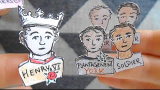 Finger Puppet Shakespeare: Henry VI part 2