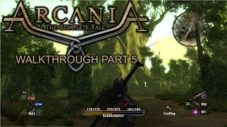 Arcania: Gothic 4 The Complete Tale - Walkthrough part 5 - 1080p 60fps - No commentary