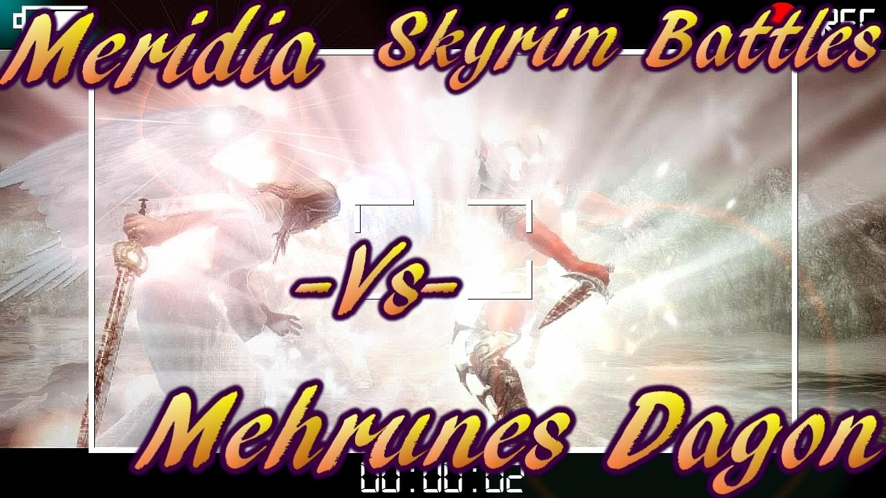 Alduin Vs Mehrunes Dagon – Wonderful Image Gallery
