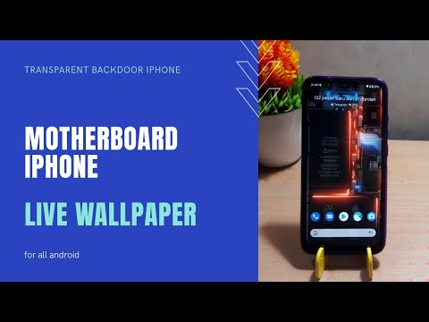 Motherboard Iphone Live Wallpaper For All Android Youtube