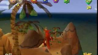 Ooga Booga Gameplay (Dreamcast)