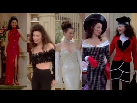 all-104-outfits-fran-fine-wore-during-season-1-of-the-nanny-|-fashion-file