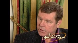 Новиков: По менталитету я русский и русским себя ощущаю