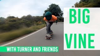 Raw Runs Episode 23: Big Vine with Turner and Friends