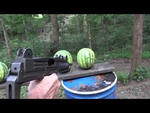 UZI vs Watermelons