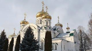 ЗИМНИЙ Раифский мужской монастырь. Музей монастыря