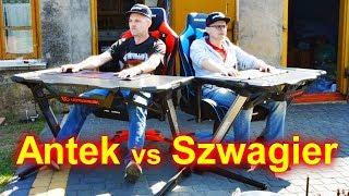 Rywalizacja u Szwagra - Antek vs. Szwagier