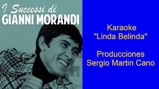 Karaoke Gianni Morandi -  Linda Belinda - En Español