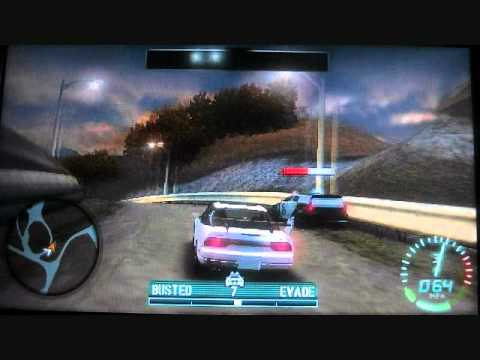 Need For Speed Carbon Own The City Psp Gameplay Wmv Youtube
