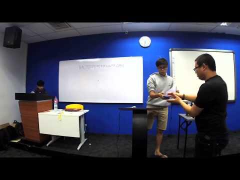Brickfields Asia College Debate Open 2018 Grand Finals
