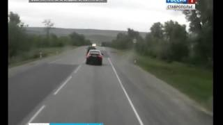 Виновник смертельного ДТП на Ставрополье задержан