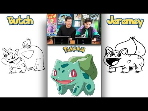 Thumbnail: Blind Pokémon Drawing Challenge