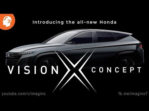 Honda Vision X