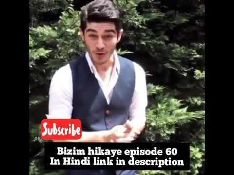 Bizim hikaye episode 60 in hindi//our story episode 60 in hindi//link in  description 👇