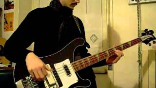 """ Paul McCartney & Wings "" - "" Goodnight tonight "" - Bass Cover by Salvo Barone."