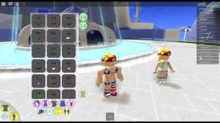 Swimming And Hanging Out With Fans!! | Roblox Waterpark
