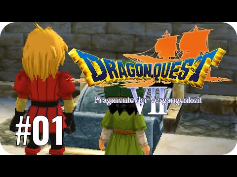 Unser Geheimnis • #01 • Let's Play Dragon Quest VII Deutsch • Preview