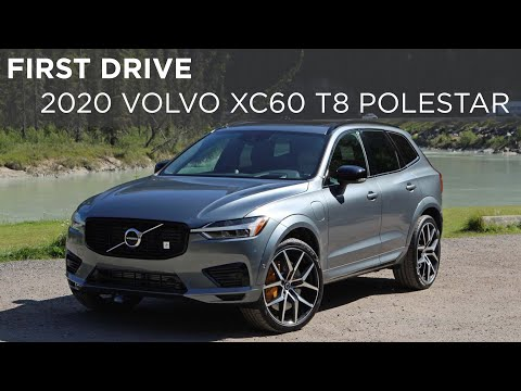 2020 Volvo XC60 T8 Polestar Engineered | First Drive | Driving.ca
