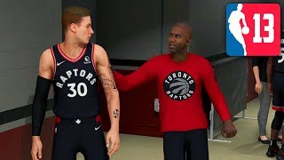 PROMOTED TO STARTER - NBA 2K20 My Player Career Part 13