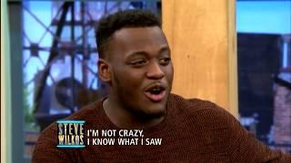 Moment of Truth: Is Makene Gay? (The Steve Wilkos Show)