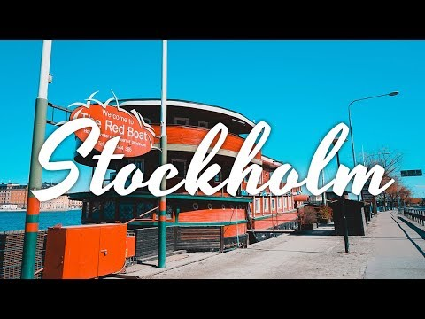 Stockholm Sweden Photography Gallery 2019 SONY A7
