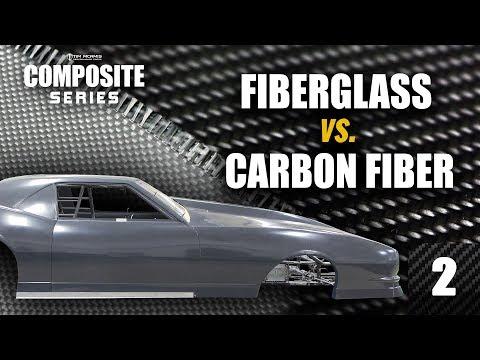 Fiberglass vs. Carbon Fiber Bodies – Composite Series: E2