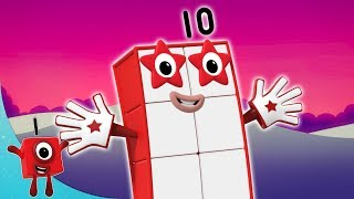 Numberblocks - Learning My Numbers | Learn to Count | Learning Blocks