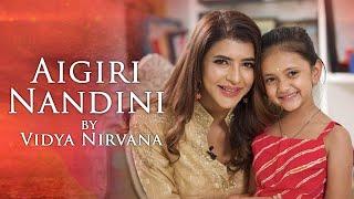 Aigiri Nandini Video Single   Vidya Nirvana & Lakshmi Manchu   Chitti Chilakamma   MM Arts
