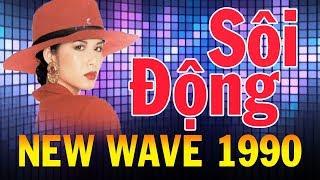 LK New Wave Thập Niên 90 Hải Ngoại Sôi Động - Tiếng Hát Ngọc Lan Trung Hành Kiều Nga
