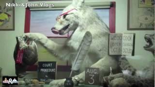 Drunk Singing Chipmunks part 4