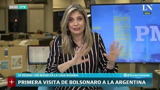 Bolsonaro se reunió con Macri: El análisis | Comercio, peso real, lucha contra la corrupción