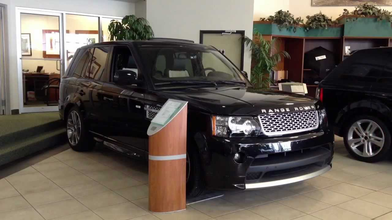 2013 - Land Rover Sport V8 Supercharged - 510 Hp