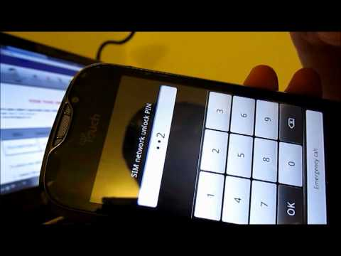 Trying to unlock HTC MYTOUCH 4G SLIDE