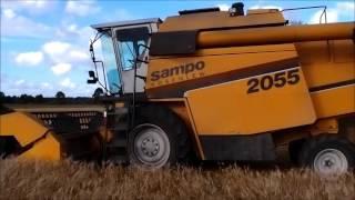 Kombain Sampo 2055