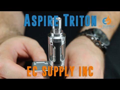 Aspire Triton Tank: In-depth, Full Review - ecsupplyinc.com
